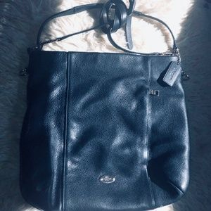 Black Coach Carryall/Satchell
